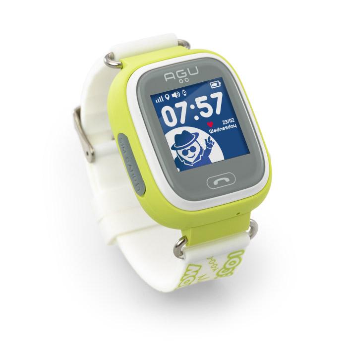 Детские смарт часы AGU MR. SECURIO купить в Минске  c50166dd1010d